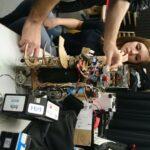 Phobos in der Reparatur I